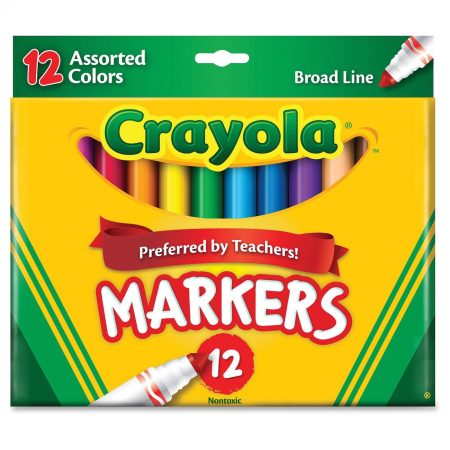 12 pack crayola