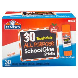 30 pack glue stick