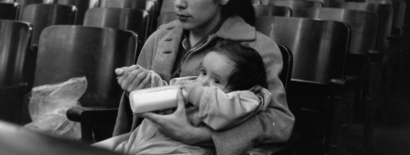 Photography by Dorothea Lange on view at the Oakland Museum of California